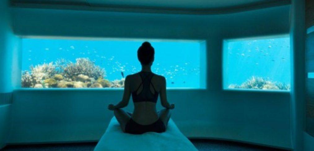 spa islas maldivas, hotel Huvafen Fushi
