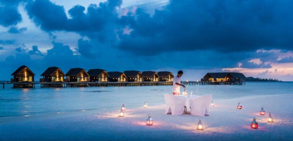 Cocoa Island Como hoteles