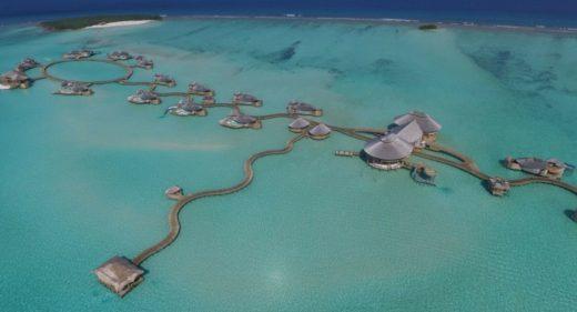 Hotel de lujo en Maldivas, DMC de viajes al sudeste asiático