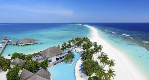 hotel de lujo en maldivas