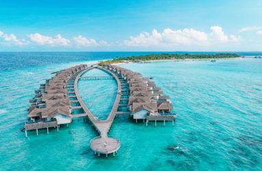 alojamiento en maldivas
