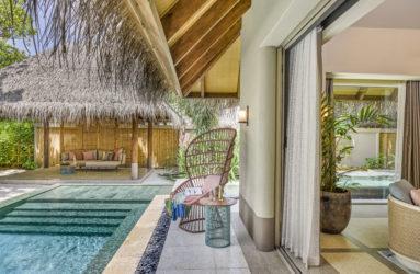 hoteles lujo maldivas