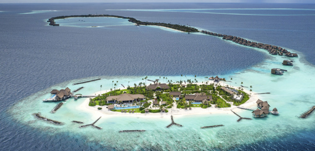 Dormir en Maldivas